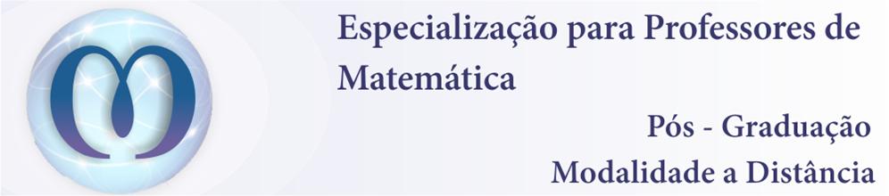 Especialização para Professores de Matemática - UAB FURG